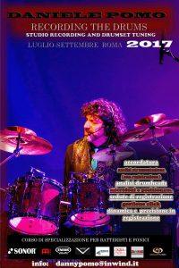 Recording The Drum 2017